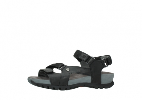 wolky sandalen 05450 cradle 50000 black greased leather_24