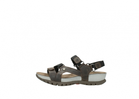 wolky sandalen 05450 cradle 50300 brown greased leather_1