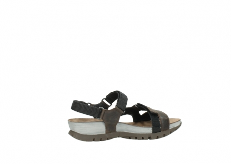 wolky sandalen 05450 cradle 50300 brown greased leather_12