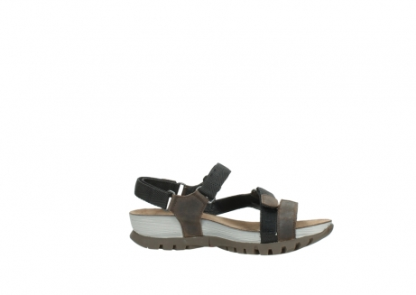 wolky sandalen 05450 cradle 50300 brown greased leather_14