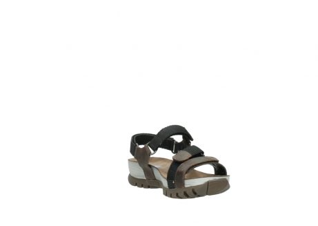 wolky sandalen 05450 cradle 50300 brown greased leather_17