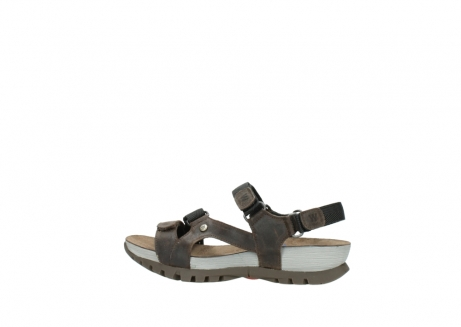wolky sandalen 05450 cradle 50300 brown greased leather_2