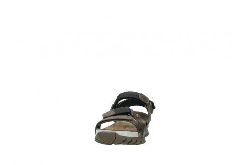 wolky sandalen 05450 cradle 50300 brown greased leather_20