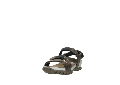wolky sandalen 05450 cradle 50300 brown greased leather_21