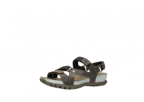 wolky sandalen 05450 cradle 50300 brown greased leather_23