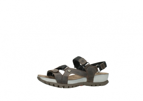 wolky sandalen 05450 cradle 50300 brown greased leather_24