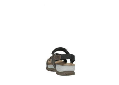 wolky sandalen 05450 cradle 50300 brown greased leather_6