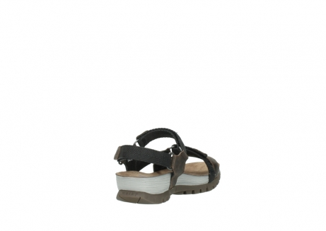 wolky sandalen 05450 cradle 50300 brown greased leather_9