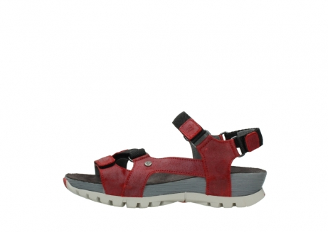 wolky sandalen 05450 cradle 50500 red greased leather_1