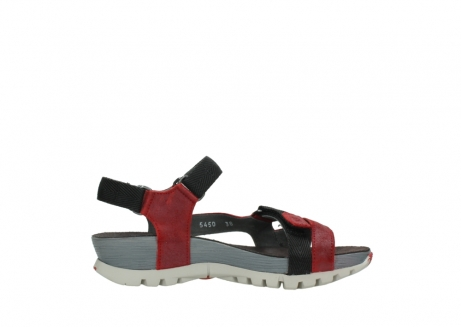 wolky sandalen 05450 cradle 50500 red greased leather_13