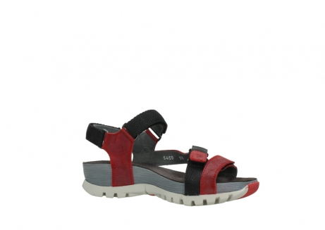 wolky sandalen 05450 cradle 50500 red greased leather_15