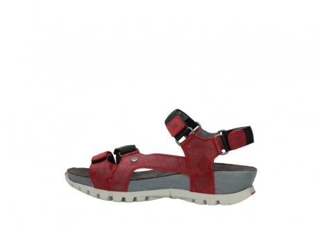 wolky sandalen 05450 cradle 50500 red greased leather_2