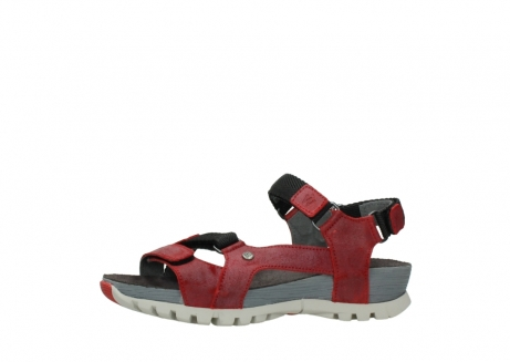 wolky sandalen 05450 cradle 50500 red greased leather_24