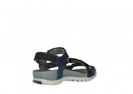 wolky sandalen 05450 cradle 50820 denim greased leather_10