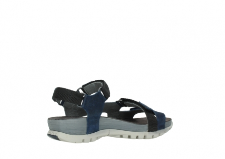 wolky sandalen 05450 cradle 50820 denim greased leather_11