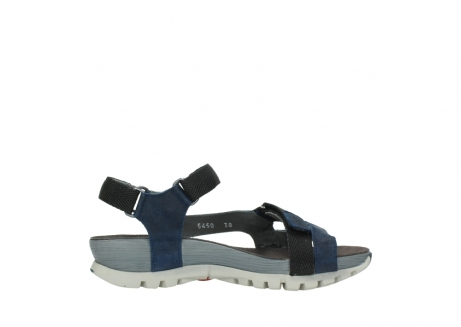 wolky sandalen 05450 cradle 50820 denim greased leather_13