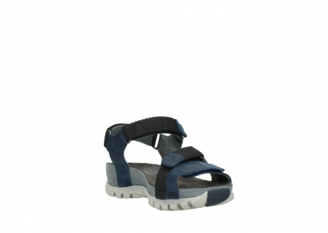 wolky sandalen 05450 cradle 50820 denim greased leather_17