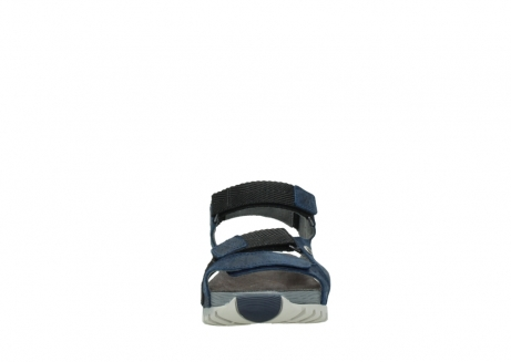 wolky sandalen 05450 cradle 50820 denim greased leather_19