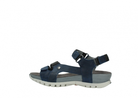 wolky sandalen 05450 cradle 50820 denim greased leather_2