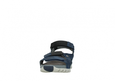 wolky sandalen 05450 cradle 50820 denim greased leather_20