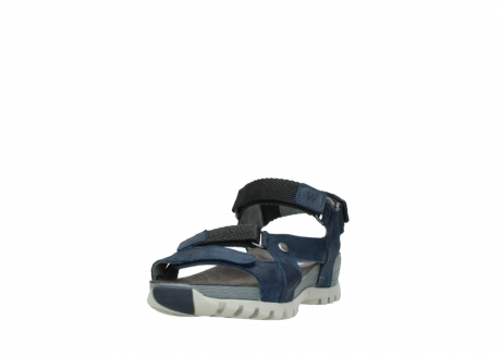 wolky sandalen 05450 cradle 50820 denim greased leather_21