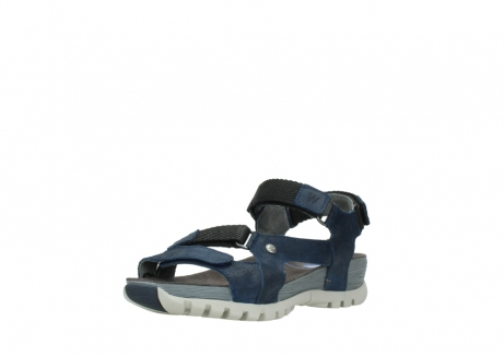 wolky sandalen 05450 cradle 50820 denim greased leather_22