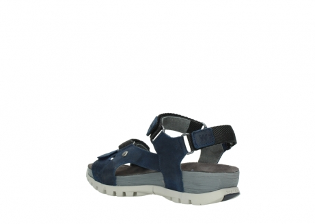 wolky sandalen 05450 cradle 50820 denim greased leather_4