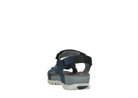 wolky sandalen 05450 cradle 50820 denim greased leather_6