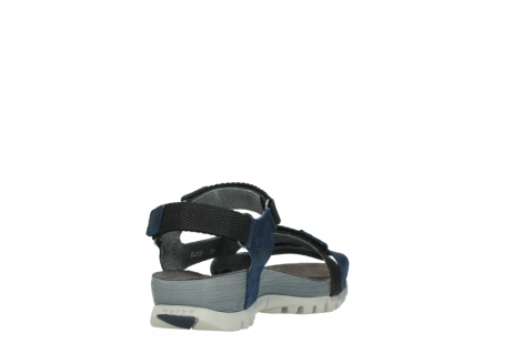 wolky sandalen 05450 cradle 50820 denim greased leather_9