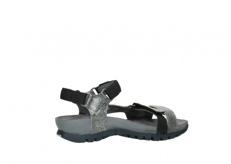 wolky sandalen 05450 cradle 93200 grey leather_12