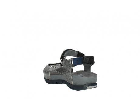 wolky sandalen 05450 cradle 93200 grey leather_5