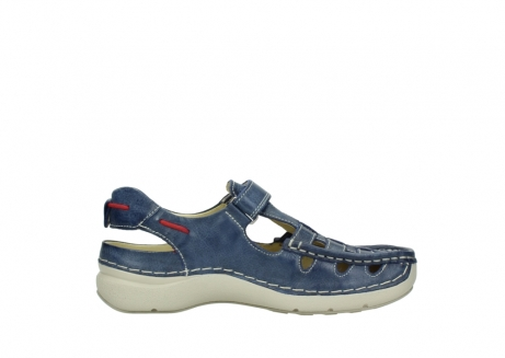 wolky sandalen 07201 rolling summer 30870 blue summer leather_13