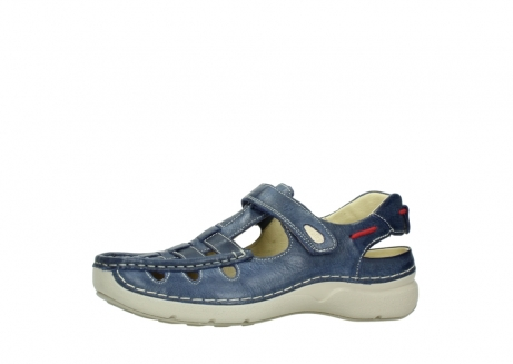 wolky sandalen 07201 rolling summer 30870 blue summer leather_24