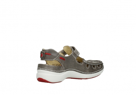 wolky sandalen 07201 rolling summer 35200 grey leather_10