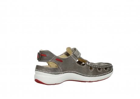wolky sandalen 07201 rolling summer 35200 grey leather_11