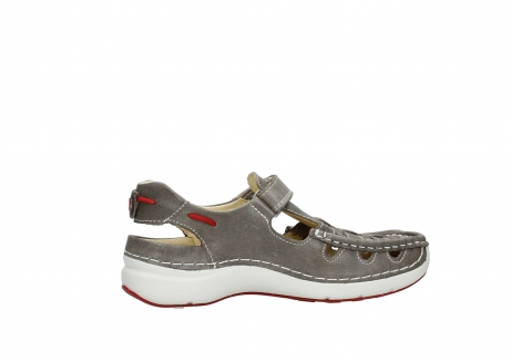 wolky sandalen 07201 rolling summer 35200 grey leather_12
