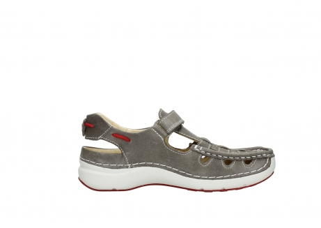 wolky sandalen 07201 rolling summer 35200 grey leather_13
