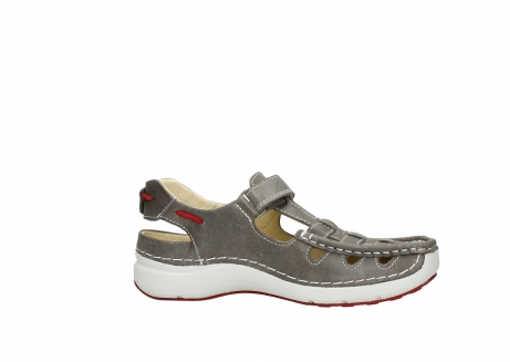 wolky sandalen 07201 rolling summer 35200 grey leather_14