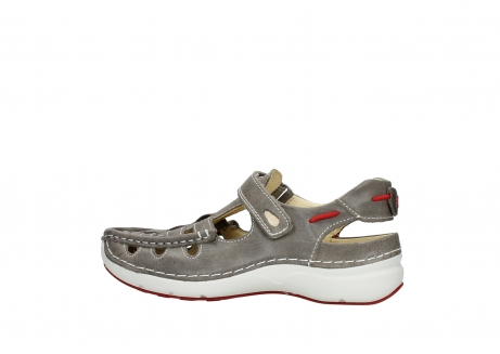 wolky sandalen 07201 rolling summer 35200 grey leather_2