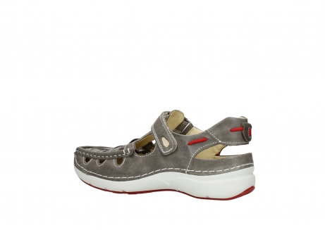 wolky sandalen 07201 rolling summer 35200 grey leather_3