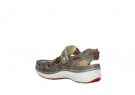 wolky sandalen 07201 rolling summer 35200 grey leather_4
