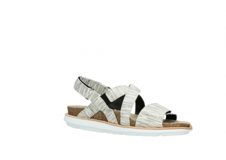 sunstone 94212 sandalen leather anthracite 08480 wolky grey 15 qEvwtdB