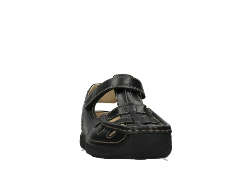 wolky heren sandalen 09209 roll sandal 50000 black leather_6