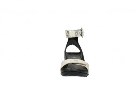 wolky sandalen 1175 ka 462 gold metallic leder_19
