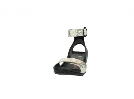 wolky sandalen 1175 ka 462 gold metallic leder_20