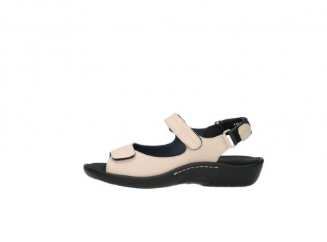 wolky sandalen 1300 salvia 262 oud roze leer_1