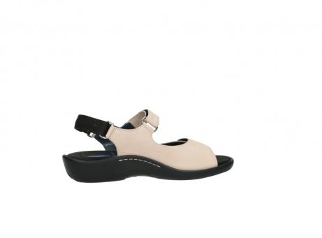 wolky sandalen 1300 salvia 262 oud roze leer_12