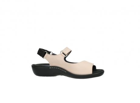 wolky sandalen 1300 salvia 262 oud roze leer_14