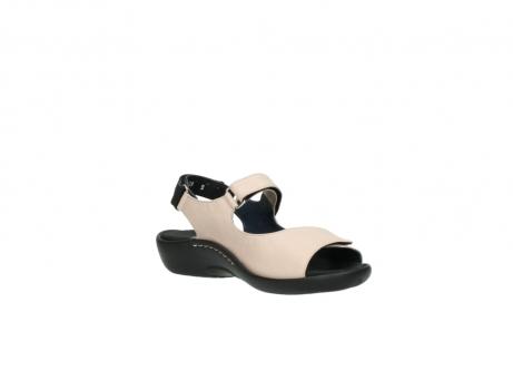 wolky sandalen 1300 salvia 262 oud roze leer_16
