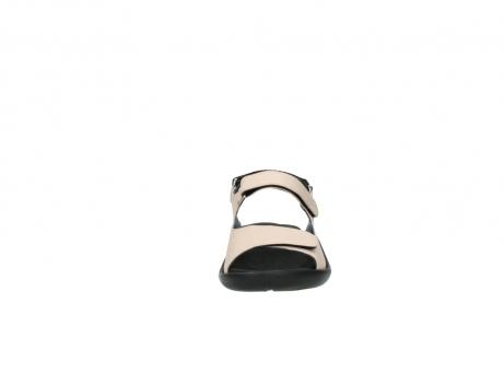 wolky sandalen 1300 salvia 262 oud roze leer_19